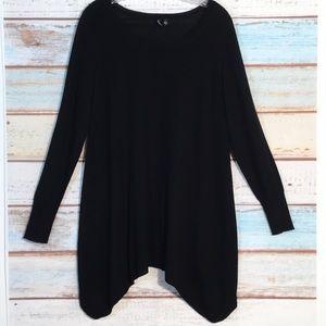RELATIVITY TUNIC Length Sweater